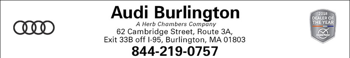 New Audi Specials From Audi Burlington A Herb Chambers