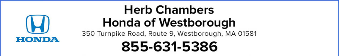 Herb Chambers Honda Westborough >> Herb Chambers Honda of Westborough | Framingham Honda Dealers Worcester